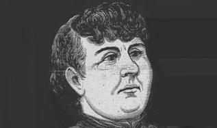8 de Setembro – 1888 — Annie Chapman, vítima do assassino em série Jack, o Estripador.
