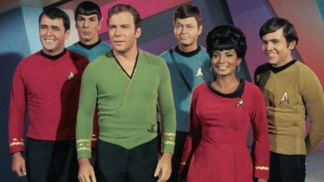 8 de Setembro – 1966 — Vai ao ar o primeiro episódio da série Star Trek.