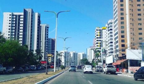 8 de Setembro – Avenida dos Holandeses — São Luís (MA) — 405 Anos em 2017.