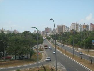 8 de Setembro – Avenida Jerônimo de Albuquerque — São Luís (MA) — 405 Anos em 2017.