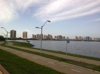8 de Setembro – Laguna da Jansen — São Luís (MA) — 405 Anos em 2017.