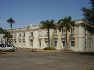 8 de Setembro – Palácio de La Ravardière, sede da prefeitura municipal — São Luís (MA) — 405 Anos em 2017.