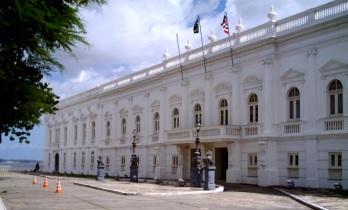 8 de Setembro – Palácio dos Leões, sede do governo estadual — São Luís (MA) — 405 Anos em 2017.