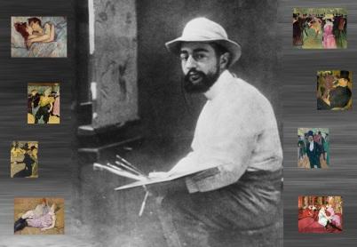 9 de Setembro – 1901 — Henri Toulouse-Lautrec, pintor francês (n. 1864).