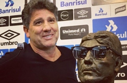 9 de Setembro – 1962 — Renato Gaúcho, ex-futebolista e treinador brasileiro de futebol.