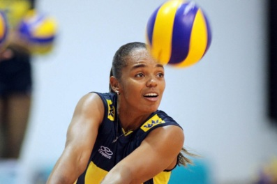 9 de Setembro – 1982 — Sassá, jogadora brasileira de vôlei.