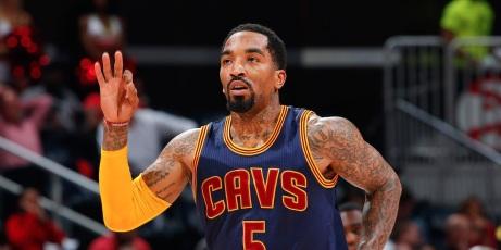 9 de Setembro – 1985 – J. R. Smith, jogador norte-americano de basquetebol profissional.