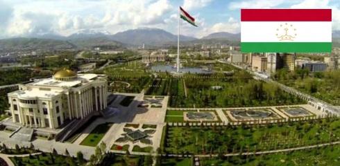 9 de Setembro – 1991 — O Tadjiquistão declara sua independência da URSS. Foto de Duchambé, capital do Tadjiquistão.