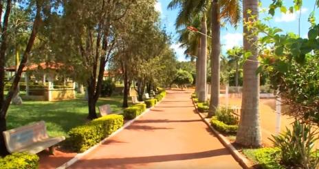 9 de Setembro – Centro Turístico Municipal — Nuporanga (SP) — 156 Anos em 2017.