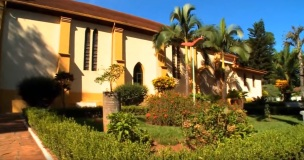 9 de Setembro – Igreja Matriz - Estilo neogótico — Nuporanga (SP) — 156 Anos em 2017.
