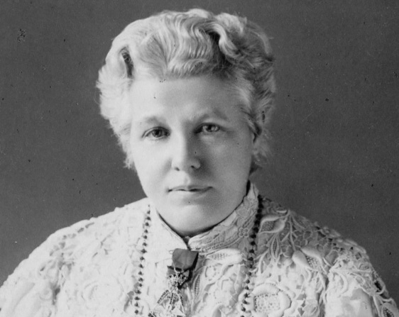 1 de Outubro - 1847 — Annie Besant, ativista e escritora anglo-indiana (m. 1933).