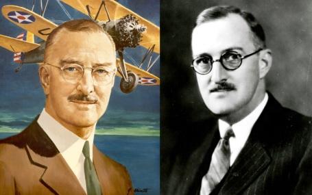 1 de Outubro - 1881 — William E. Boeing, pioneiro da aviação estadunidense e fundador da Companhia Boeing.