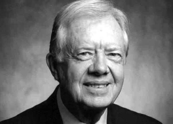 1 de Outubro - 1924 – Jimmy Carter, presidente dos EUA.
