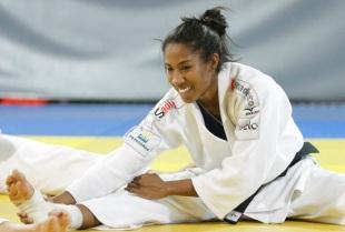 1 de Outubro - 1987 — Ketleyn Quadros, judoca brasileira.