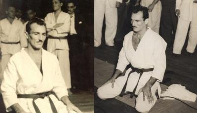 1 de Outubro - Hélio Gracie - 1913 – 104 Anos em 2017 - Acontecimentos do Dia - Foto 12.