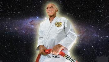 1 de Outubro - Hélio Gracie - 1913 – 104 Anos em 2017 - Acontecimentos do Dia - Foto 6.