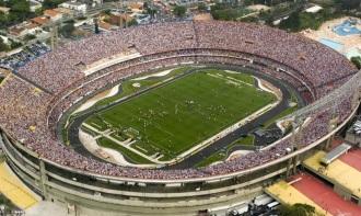 2 de Outubro - 1960 – Inauguração do Estádio do Morumbi.