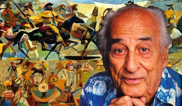 2 de Outubro - 1997 – Carybé, desenhista e pintor argentino (n. 1911).