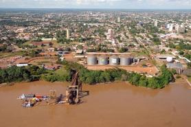 2 de Outubro - Área portuária — Porto Velho (RO) — 103 Anos em 2017.