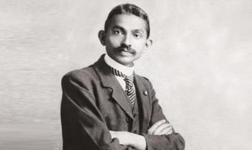 2 de Outubro - Mahatma Gandhi - 1869 – 148 Anos em 2017 - Acontecimentos do Dia - Foto 13.