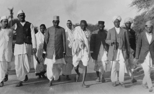 2 de Outubro - Mahatma Gandhi - 1869 – 148 Anos em 2017 - Acontecimentos do Dia - Foto 14.