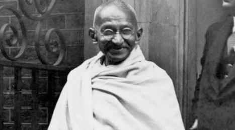 2 de Outubro - Mahatma Gandhi - 1869 – 148 Anos em 2017 - Acontecimentos do Dia - Foto 2.