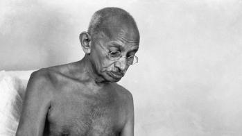 2 de Outubro - Mahatma Gandhi - 1869 – 148 Anos em 2017 - Acontecimentos do Dia - Foto 3.