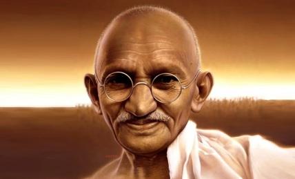 2 de Outubro - Mahatma Gandhi - 1869 – 148 Anos em 2017 - Acontecimentos do Dia - Foto 8.