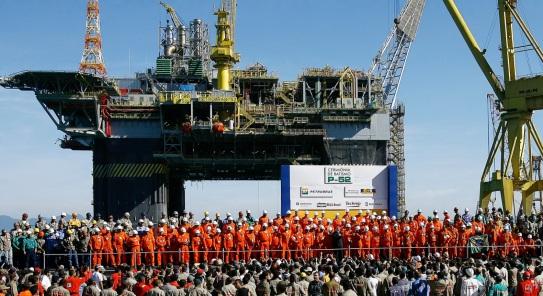 3 de Outubro - 1953 — Criação da Petrobras.