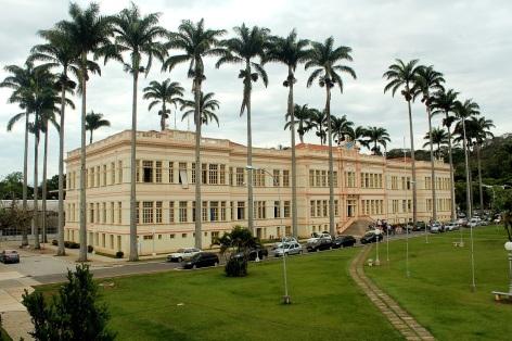 30 de Setembro – Campus Arthur Bernardes da Universidade Federal de Viçosa (MG) — 146 Anos em 2017.