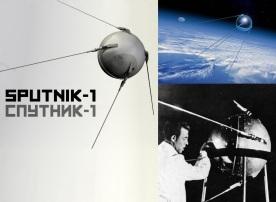 4 de Outubro - 1957 – É lançado ao espaço, o primeiro Satélite artificial, o Sputnik 1.