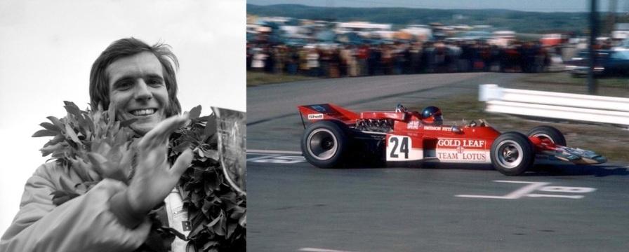 4 de Outubro - 1970 – Emerson Fittipaldi, correndo pela Lotus, vence sua primeira corrida como piloto de Fórmula 1 - a primeira vitória brasileira.