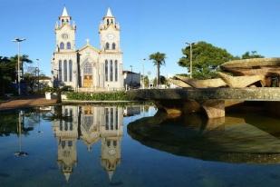 4 de Outubro - Igreja Matriz — Frutal (MG) — 130 Anos em 2017.