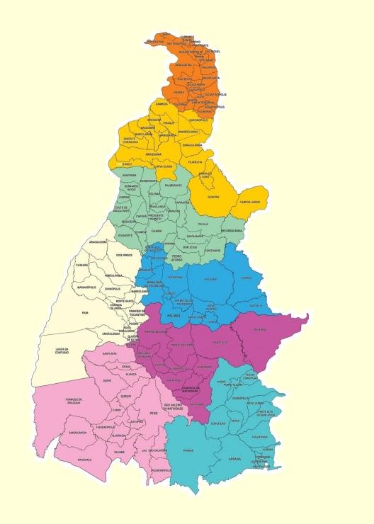 5 de Outubro - 1988 — Promulgada a nova Constituição do Brasil. O estado do Tocantins é criado com o desmembramento do norte de Goiás.