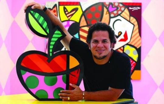 6 de Outubro - 1963 – Romero Britto, artista plástico brasileiro.