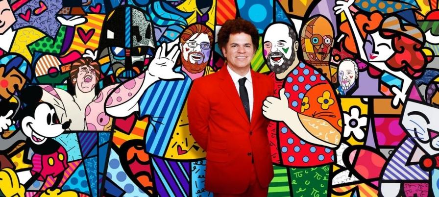 6 de Outubro - 1963 – Romero Britto - artista plástico brasileiro.