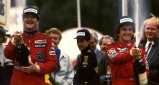 6 de Outubro - 1985 – Nigel Mansell vence pela primeira vez na carreira e Alain Prost é campeão mundial de Fórmula 1 pela primeira vez.