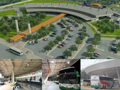 7 de Outubro - 2009 – Inaugurada a nova rodoviária de Campo Grande, no estado de Mato Grosso do Sul.