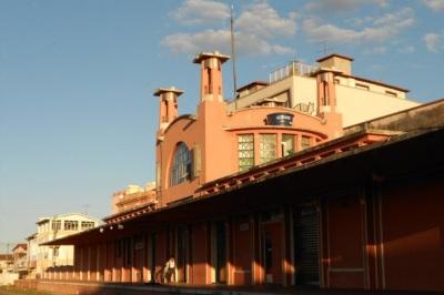 7 de Outubro - Estação Ferroviária — Varginha (MG) — 135 Anos em 2017.