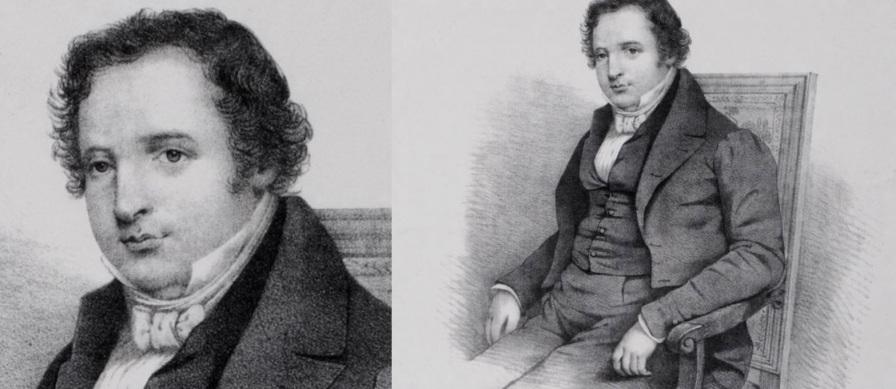 8 de Outubro - 1799 – Evaristo da Veiga, poeta, jornalista, político e livreiro brasileiro, membro da ABL e autor do Hino à Independência (m. 1837).