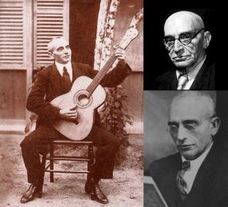 8 de Outubro - 1863 - Catulo da Paixão Cearense, músico e poeta brasileiro (m. 1946).