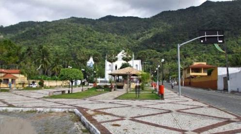 8 de Outubro - Praça da Igreja Matriz — Pacatuba (CE) — 148 Anos em 2017.