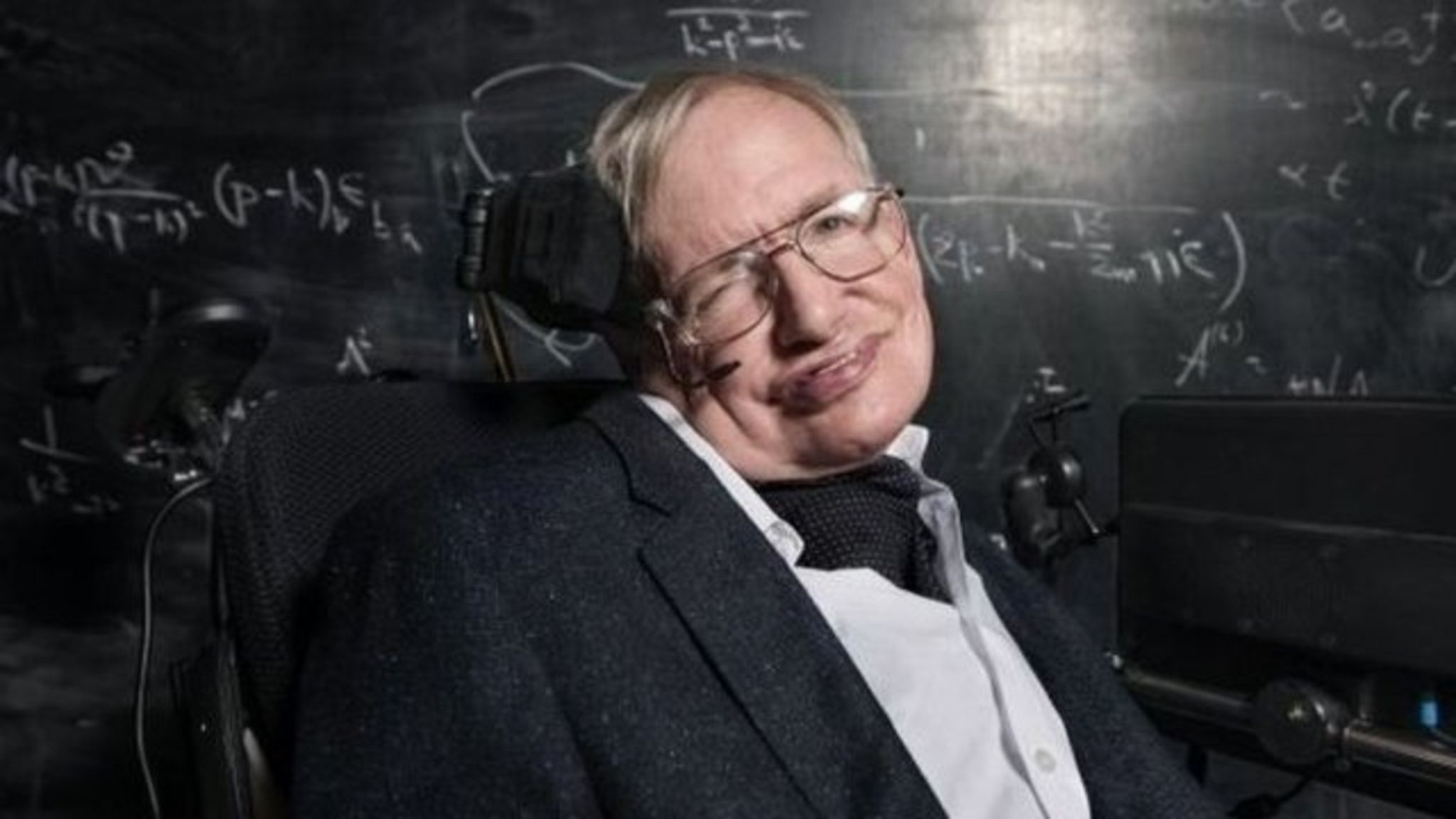 Stephen Hawking revolucionou a Ciência
