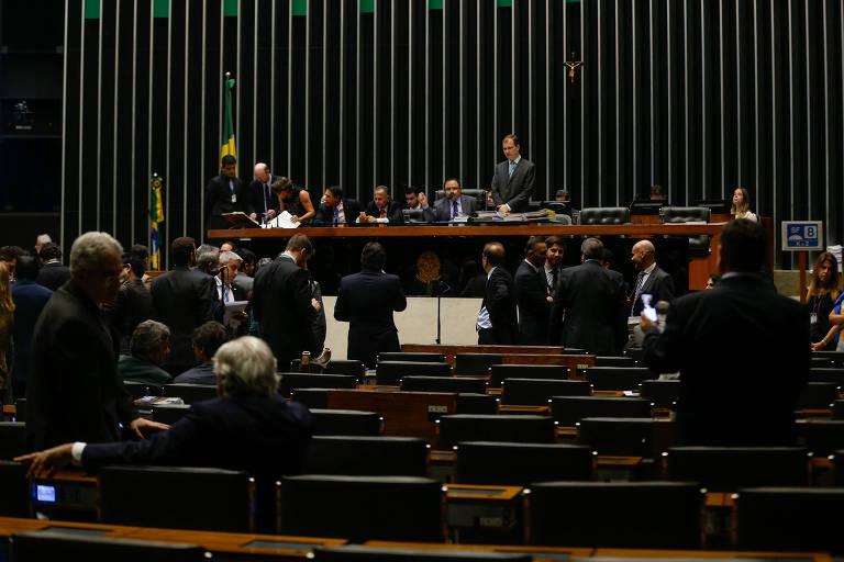 O Brasil do foro privilegiado